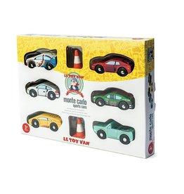 Le Toy Van les voitures de montecarlo