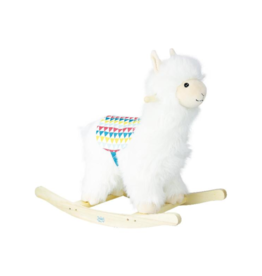 Vilac Plush Rocking Alpaca