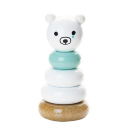Vilac Stackable bear in solid wood
