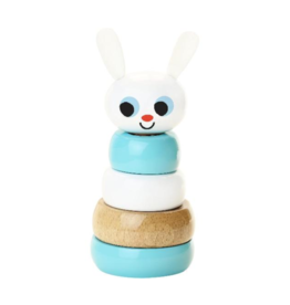 Vilac Stackable rabbit made of solid wood