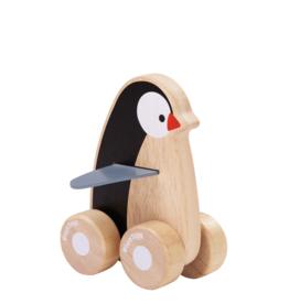Plan Toys Penguin wheelie
