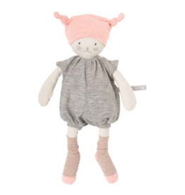 Moulin Roty Moon the cat soft toy