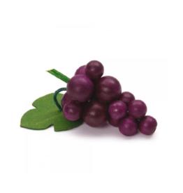Erzi Grappe de raisin en bois