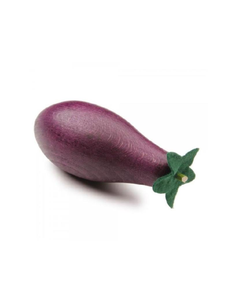 Erzi aubergine en bois