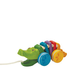Plan Toys Alligator arc-en-ciel