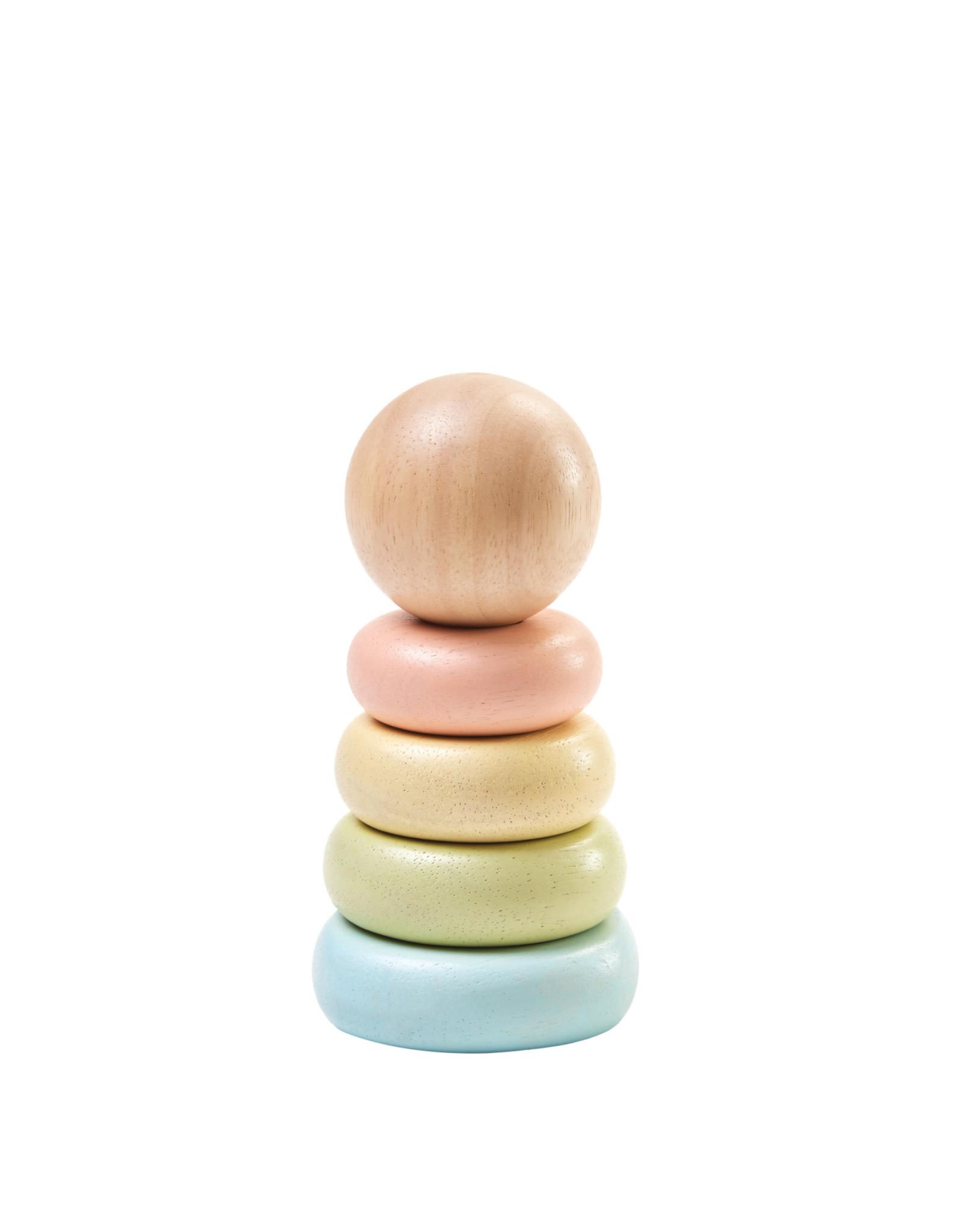 Plan Toys Wood stacking ring