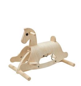 Plan Toys Cheval à bascule en bois