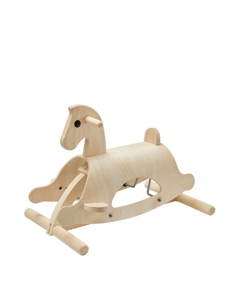 Plan Toys Cheval à bascule en bois Lusitano