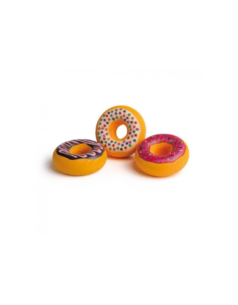 Erzi Wooden donuts - 3 colors