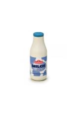 Erzi Bottle of milk in wood