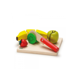 Erzi Cutting salad set - wooden