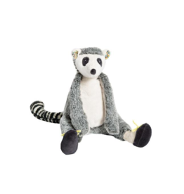 Moulin Roty Maki lemur soft toy