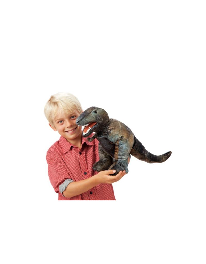 Folkmanis Tyrannosaurus Rex puppet