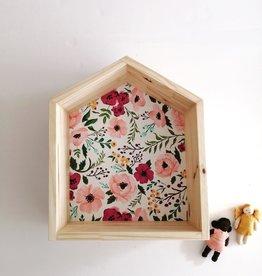 Les p'tites poires Wooden house - Flower