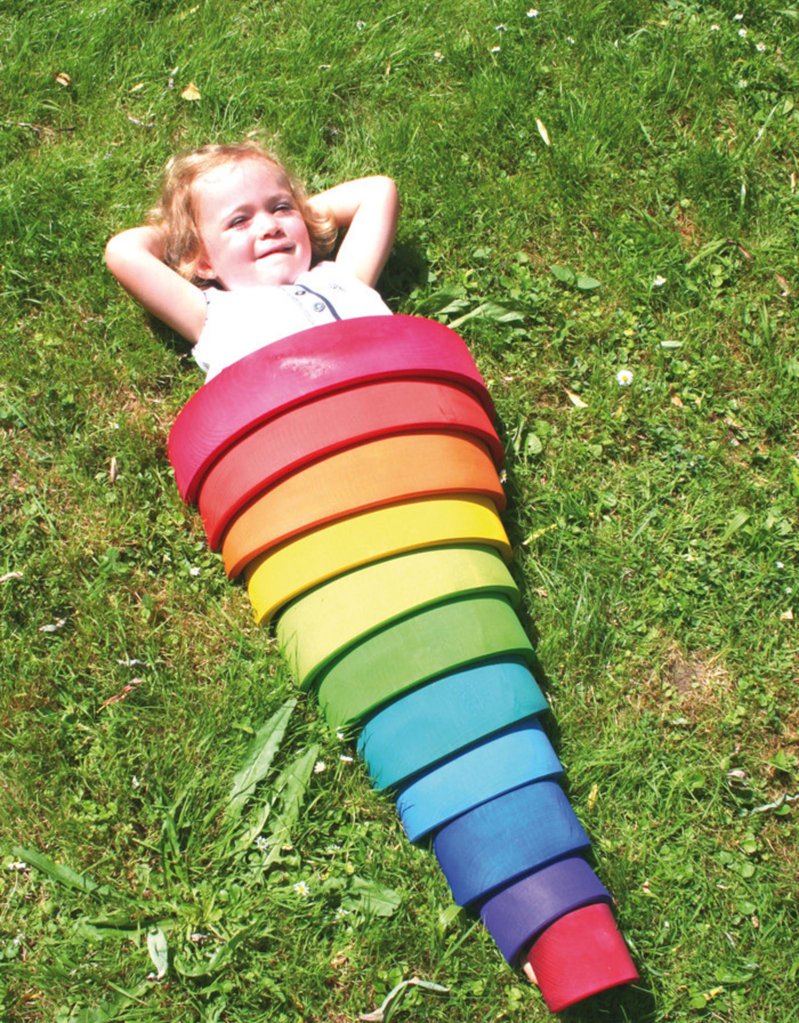 Grimm's Arc-en-ciel - large - couleurs vives