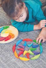 Grimm's Building Set Colourwheel - Bright color