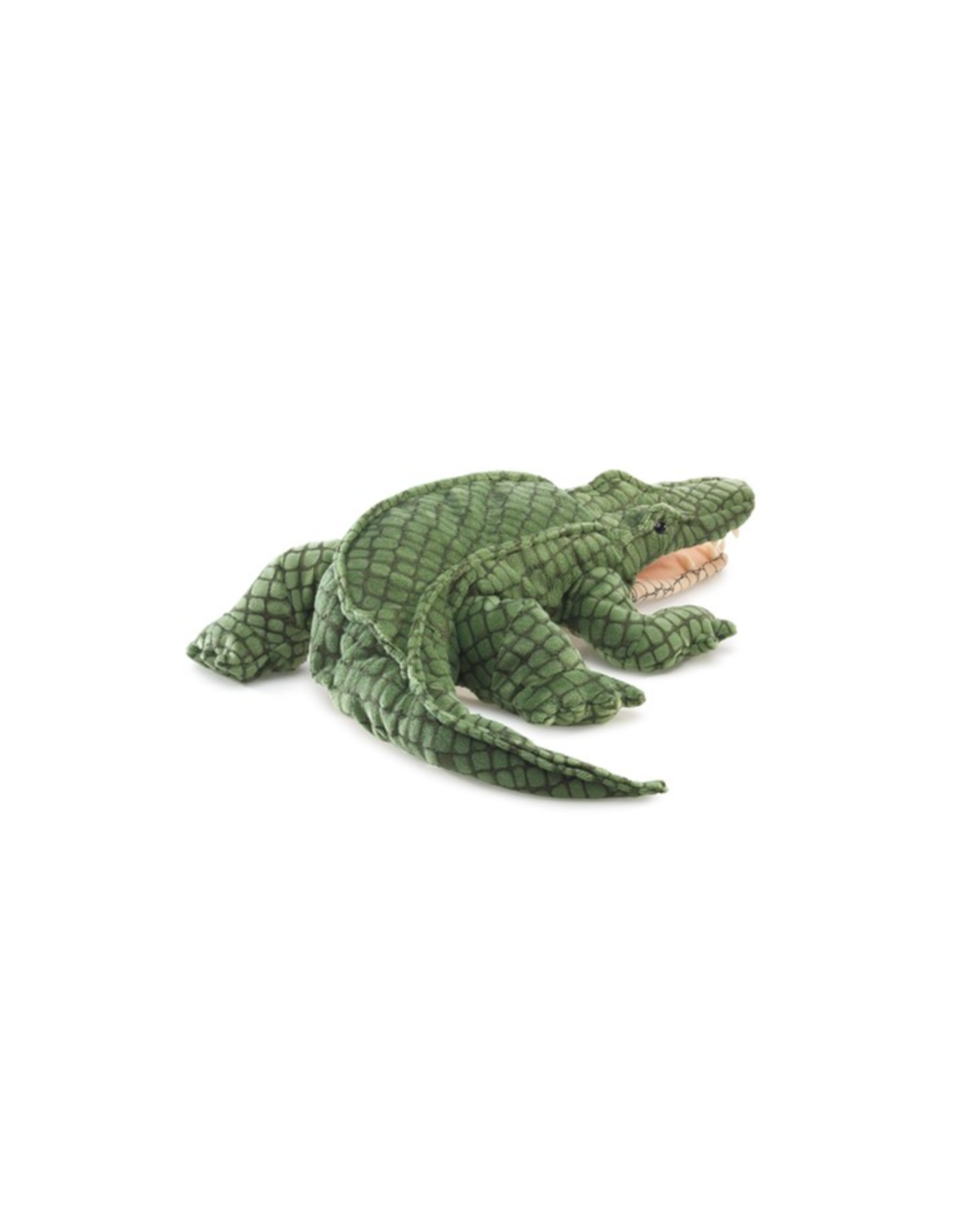 Folkmanis Alligator puppet