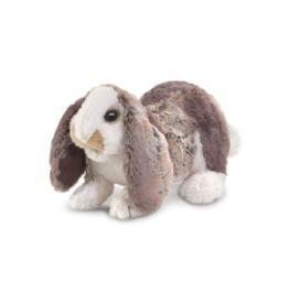 Folkmanis Marionnette bébé lapin longues oreilles