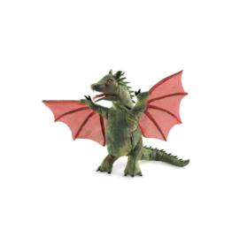 Folkmanis Marionnette dragon avec ailes