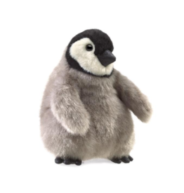 Folkmanis Baby emperor Penguin puppet