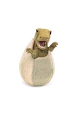 Folkmanis Marionnette Dinosaure dans son oeuf