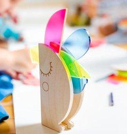 Atelier Rue Tabaga Waz-Oh! Swiss - Crée des animaux et explore les couleurs!
