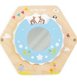 Le Toy Van Activité en nid d'abeille - miroir