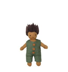 Olli Ella Holdie Folk Doll - Moss