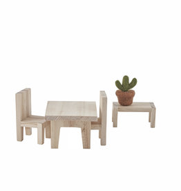 Olli Ella Holdie house Furniture - Dining set
