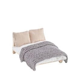 Olli Ella Meubles pour maison Holdie - Chambre à coucher lit double