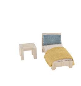 Olli Ella Holdie house Furniture - Single bed set