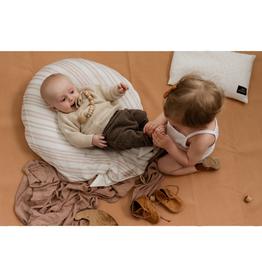 maovic Nursing Pillow - Buckwheat Shells - Blush