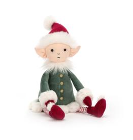 "Jelly Cat Plush - Leffy Elf - Small 10"""