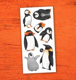 Pico Tatouage - pingouins