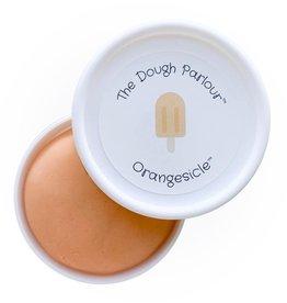 Dough Parlor Pâte à modeler - Popsicle orange à la crème glacée