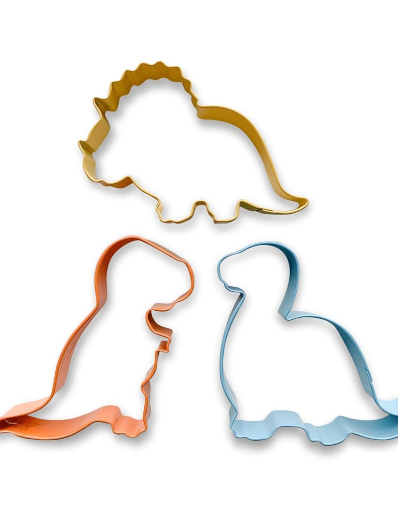 Dough Parlor Dinosaur Cutters
