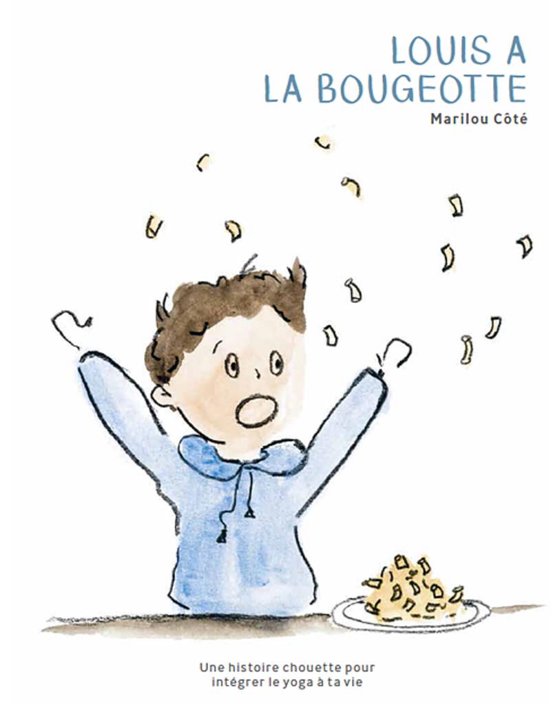 Livre Livre animé - Louis a la bougeotte