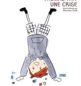 Livre Livre animé - Thomas fait une crise