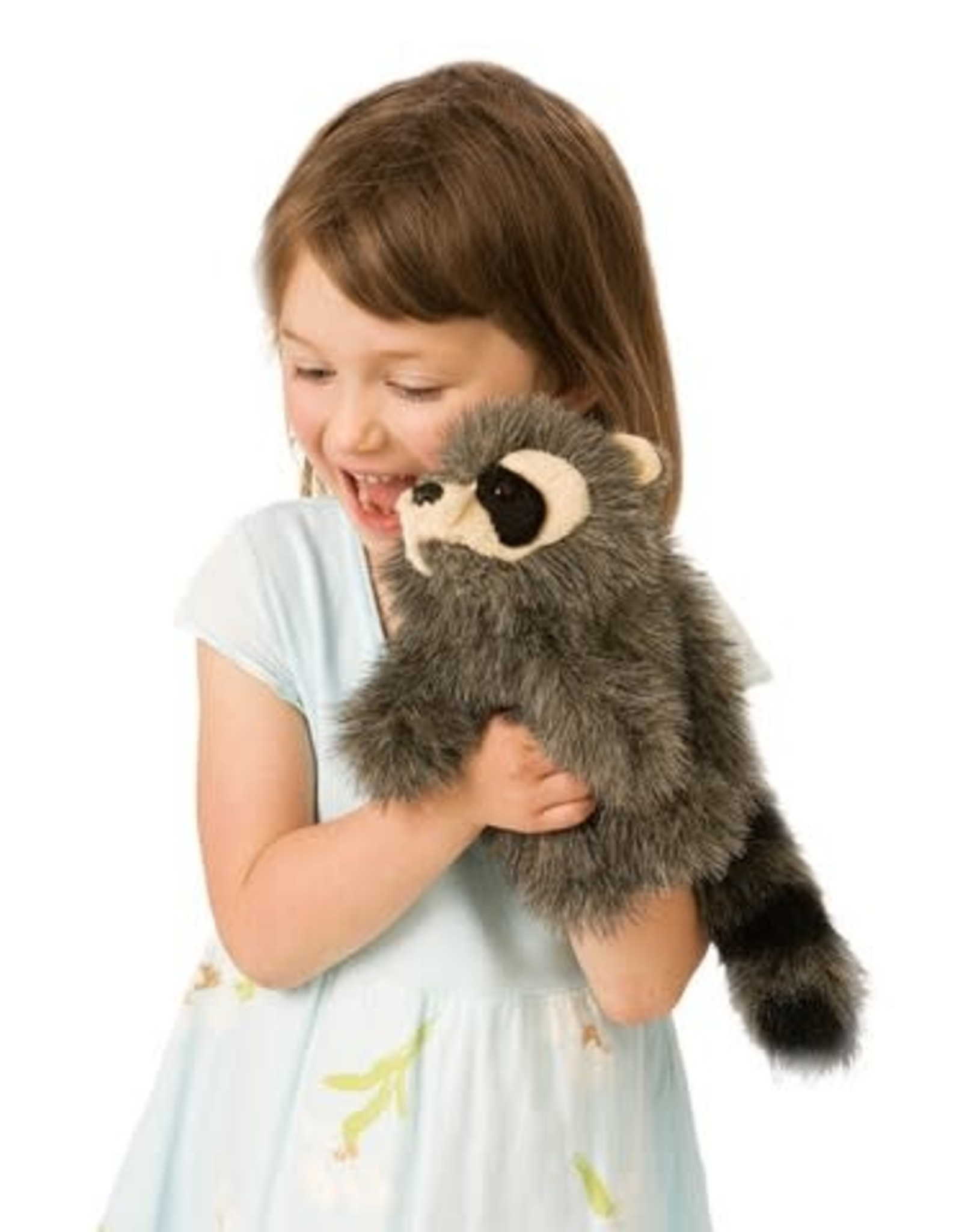 Folkmanis Puppet - Raccoon