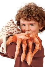 Folkmanis Puppet - Hermit Crab