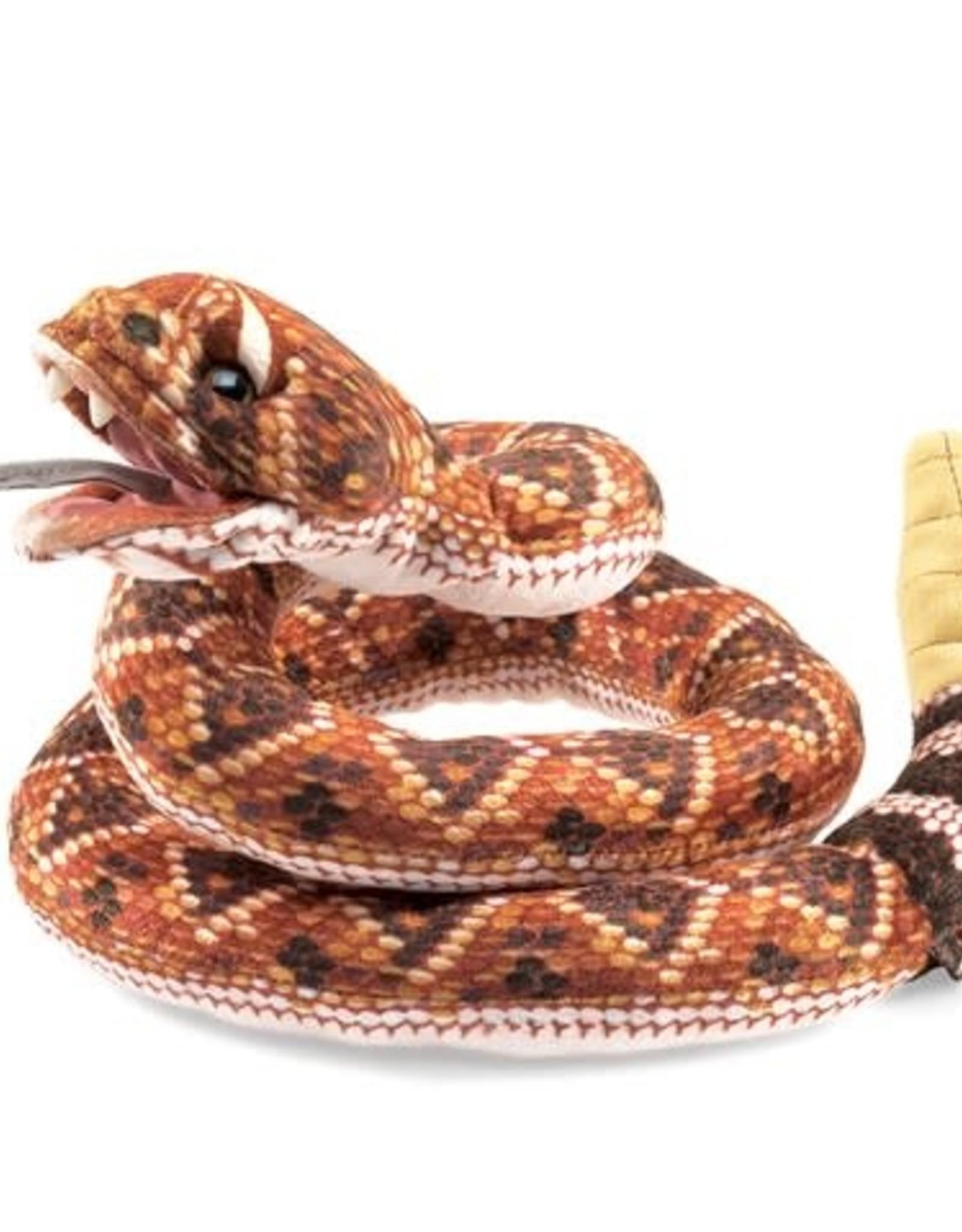 Folkmanis Marionnette Serpent à sonnette