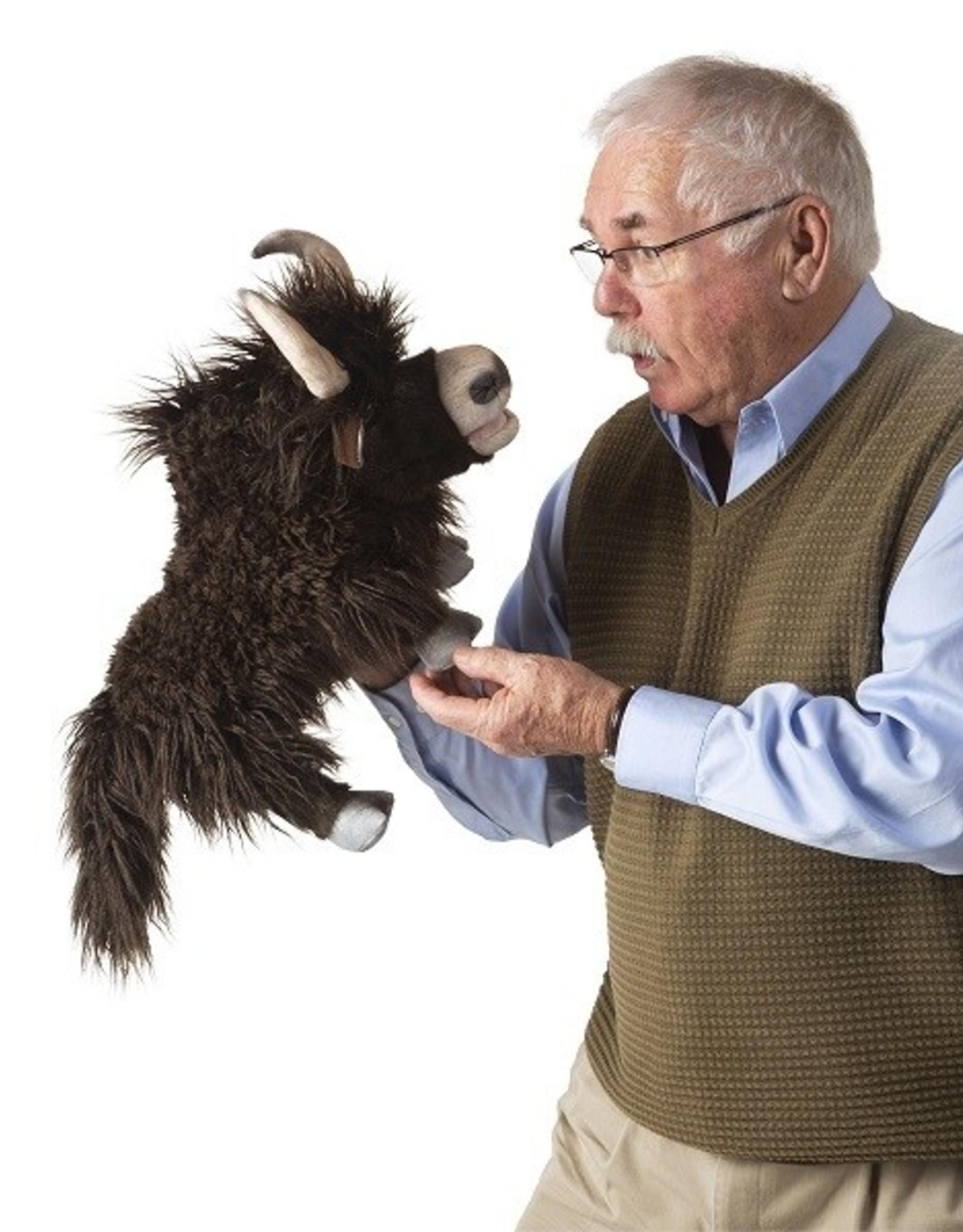 Folkmanis Marionnette Buffle