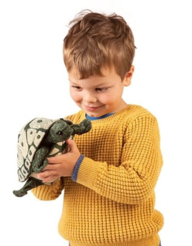 Folkmanis Puppet - Turtle