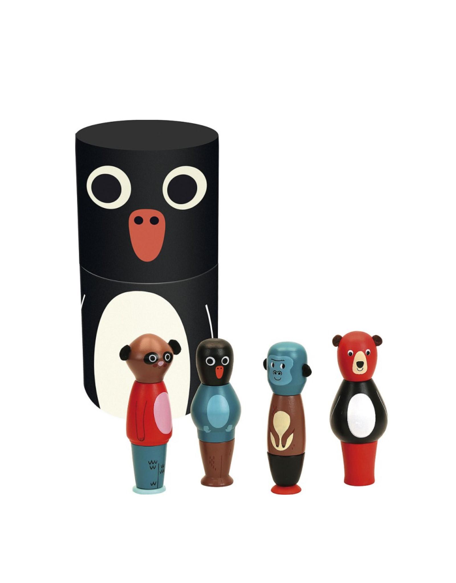 Vilac Magnetic animals