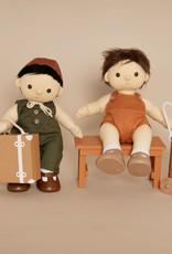 Olli Ella Mini Panier en osier pour poupée
