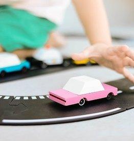 Way to play Pistes de course flexible - Open road
