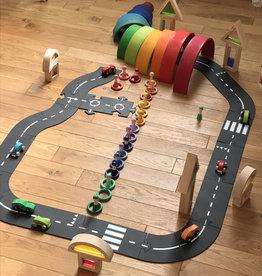 Way to play Pistes de course flexible - Highway