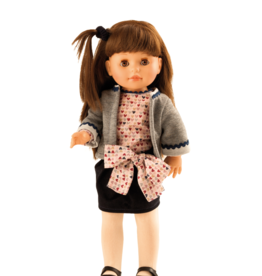 Paola Reina Soy Tu doll- Emily Blue skirt 42 cm / 17''