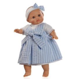 Paola Reina Los Manu doll who closes his eyes  - Gabriela 36cm / 14''