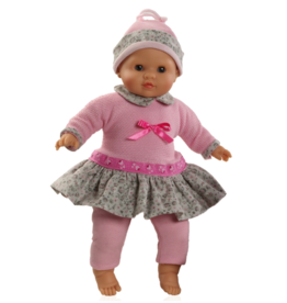 Paola Reina Los Manu doll who closes his eyes -  Amy  36cm / 14''